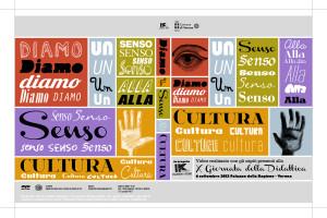 diamo un senso alla cultura - verona 2012